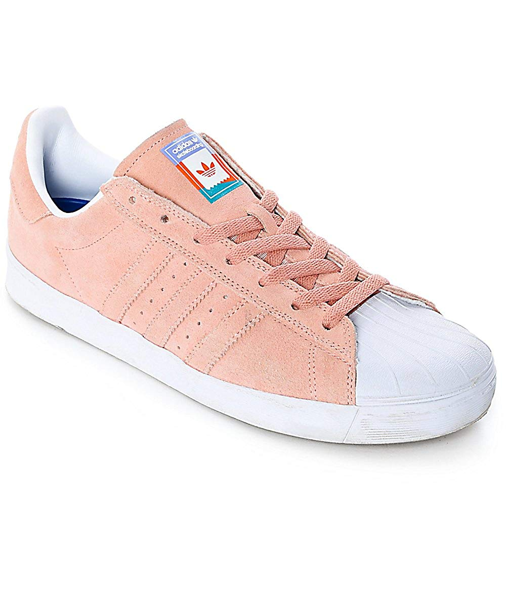 adidas superstar pink