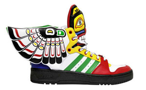 adidas wing shoes