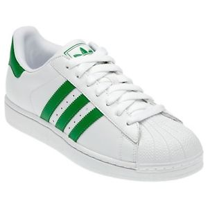 green adidas shoes