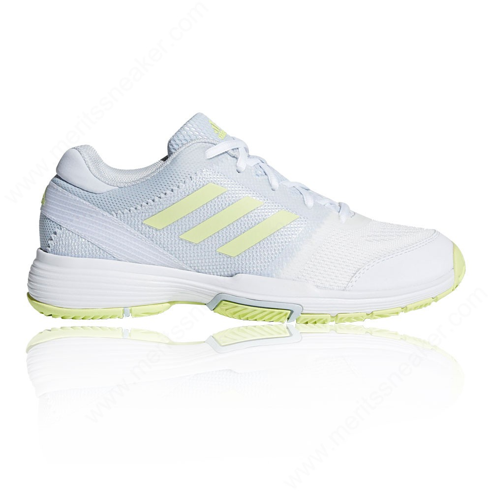 white adidas tennis shoes